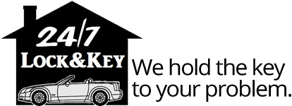 24/7 Lock & Key, Logo